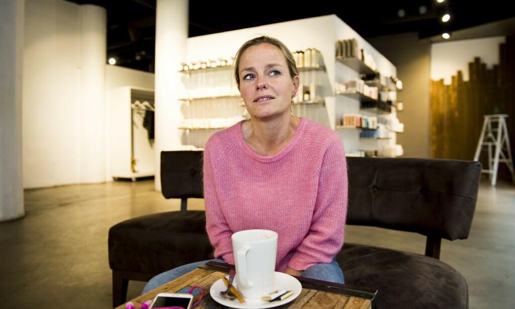 SORG: Solveig Kloppen forteller om den vanskelige tiden etter moren og søstererens bortgang i ny podkast. Foto: Lars Eivind Bones / Dagbladet