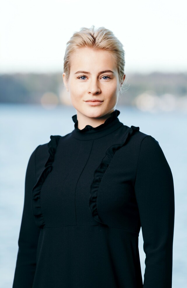 NEW COUNTRY: Katharina Andresen decided to move to London. Photo: Frédéric Boudin / Ferd