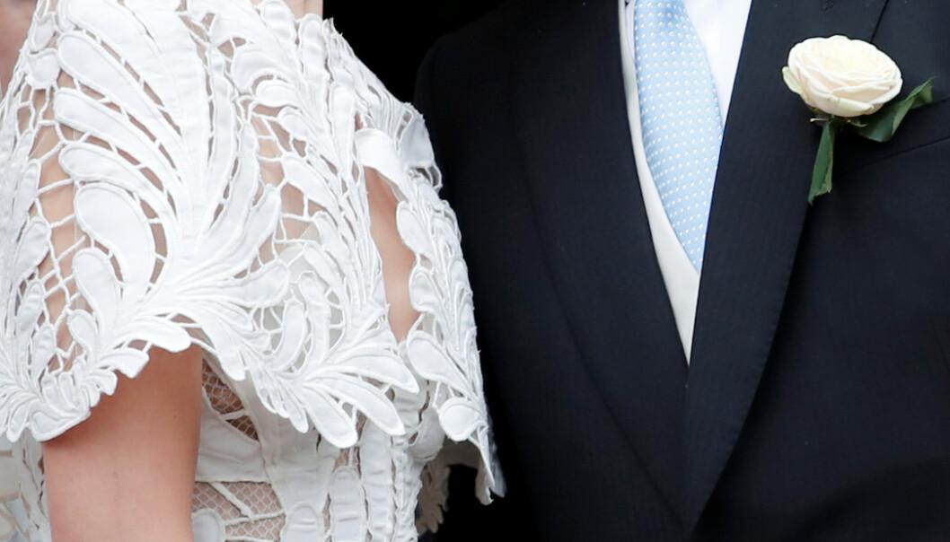 – En av de vakreste brudekjolene jeg har sett