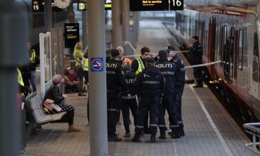 image: Dømt til tvungent psykisk helsevern etter drapsforsøk på tog