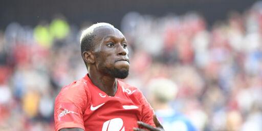 image: Bamba returnerte med scoring