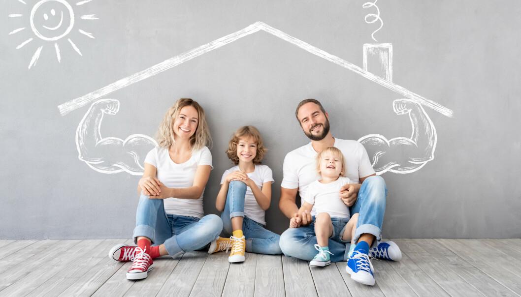 DRØMMEN? For mange er nok familie selve livsdrømmen, men det gjelder slett ikke for alle. Foto: Scanpix/Shutterstock