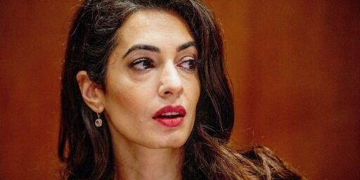 image: Krekar: - Ville ha Amal Clooney som advokat