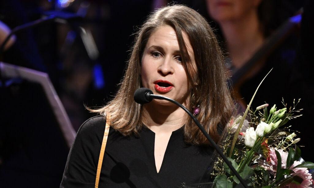 image: Norske Kristin Roskifte er tildelt Nordisk råds barne- og ungdomslitteraturpris