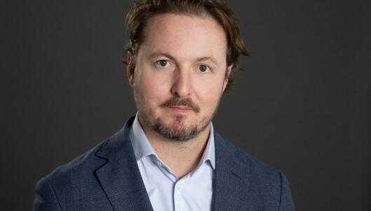 Forfatter Olav Brekke Mathisen har skrevet boka Den jævla arven, med undertittelen Penger, porselen og norsk nedrighet. Foto: Kagge Forlag