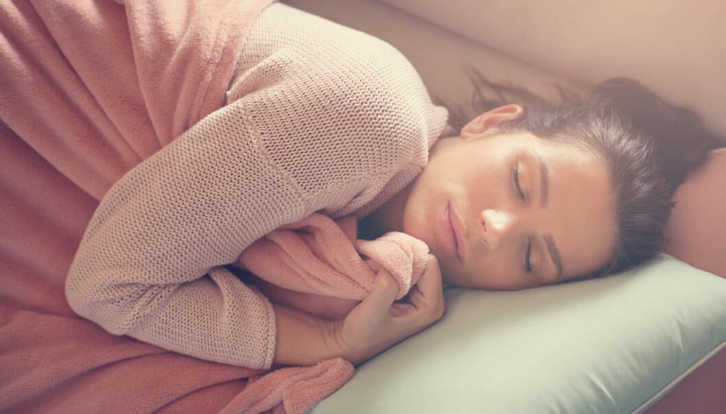TRENING OG SYKDOM: Når kan du droppe treningen: Joda, vi vet at feber er grunn til å holde seg i ro, men hva når vi er utslitt og stressa? FOTO: NTB Scanpix