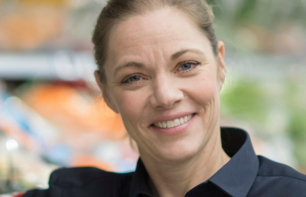 STOR ØKNING: Meny har tredoblet bestillingene på nett under coronakrisen, forteller Nina Horn Hynne Foto: Meny
