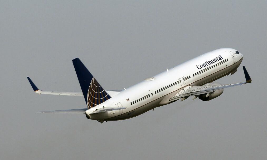 Boeing har satt om lag 50 fly av typen 737 NG på bakken etter funn av sprekker i flyets vinger. Foto: Chris O'Meara / AP / NTB scanpix.