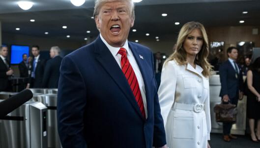 Trump melder flytting til Florida