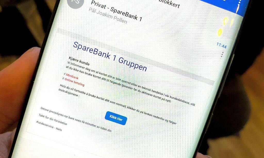 image: Slik avslører du ny banksvindel