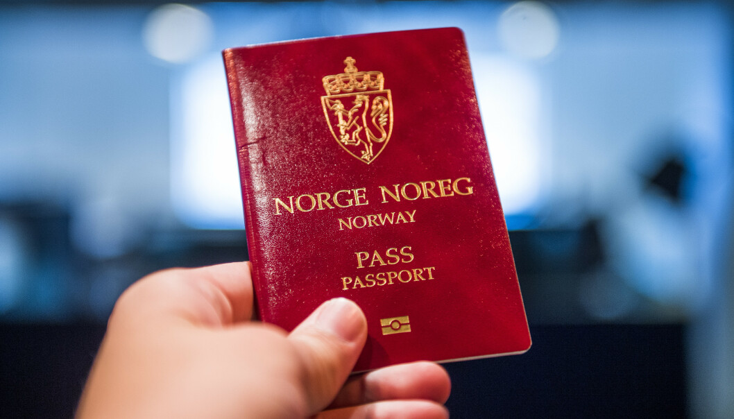 Stortinget vedtok i fjor regjeringens forslag om å åpne for dobbelt statsborgerskap. Foto: Jon Olav Nesvold / NTB scanpix