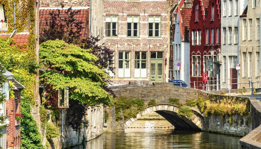 Denne belgiske byen oser av romantikk og sjarm