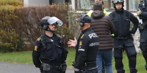 image: Kjent høyreekstrem amerikaner pågrepet i Oslo