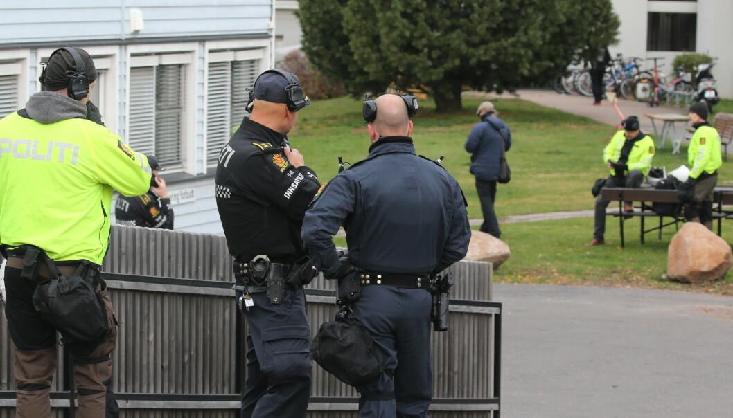 Amerikansk høyreekstremist pågrepet i Oslo