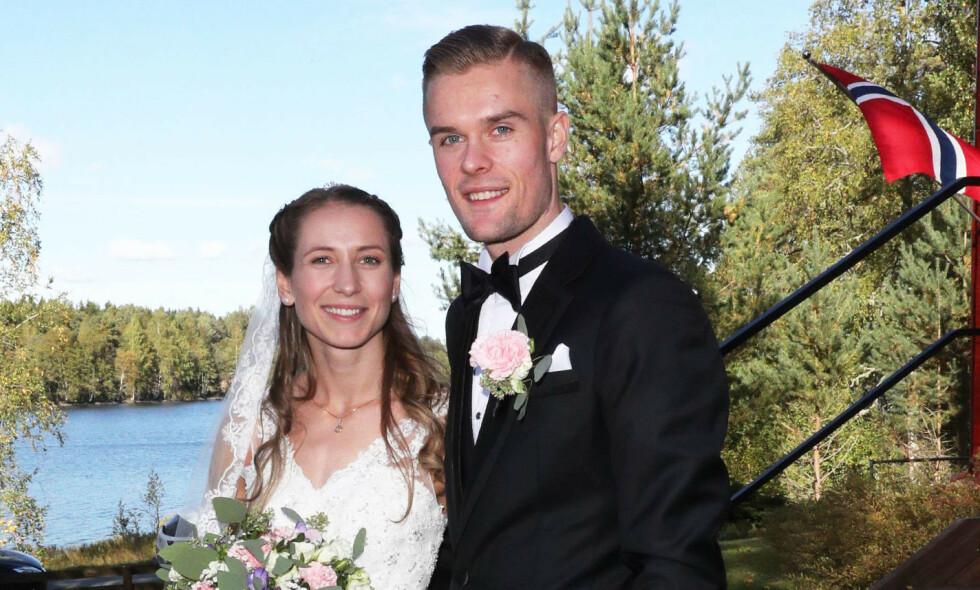 BLIR FORELDRE: Filip Ingebrigtsen og kona venter barn. Foto: Andreas Fadum / Se og Hør