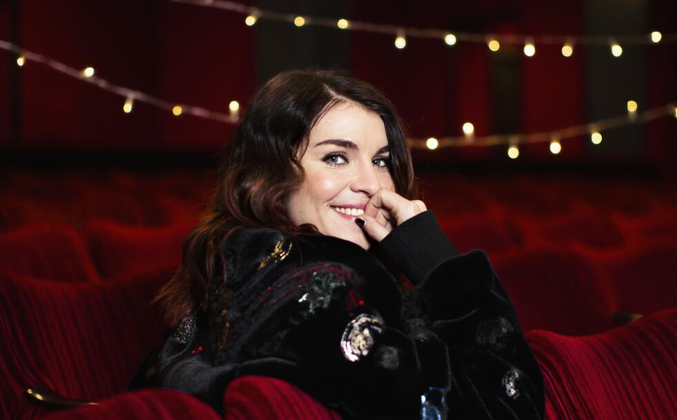 HJEM TIL JUL: - Jeg er et julemenneske, og julen er min favoritthøytid, sier Ida Elise Broch til KK. Hun er aktuell i dramakomedien «Hjem til jul» på Netflix. FOTO: Astrid Waller