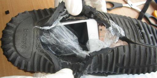image: Dette smugles inn i fengsel