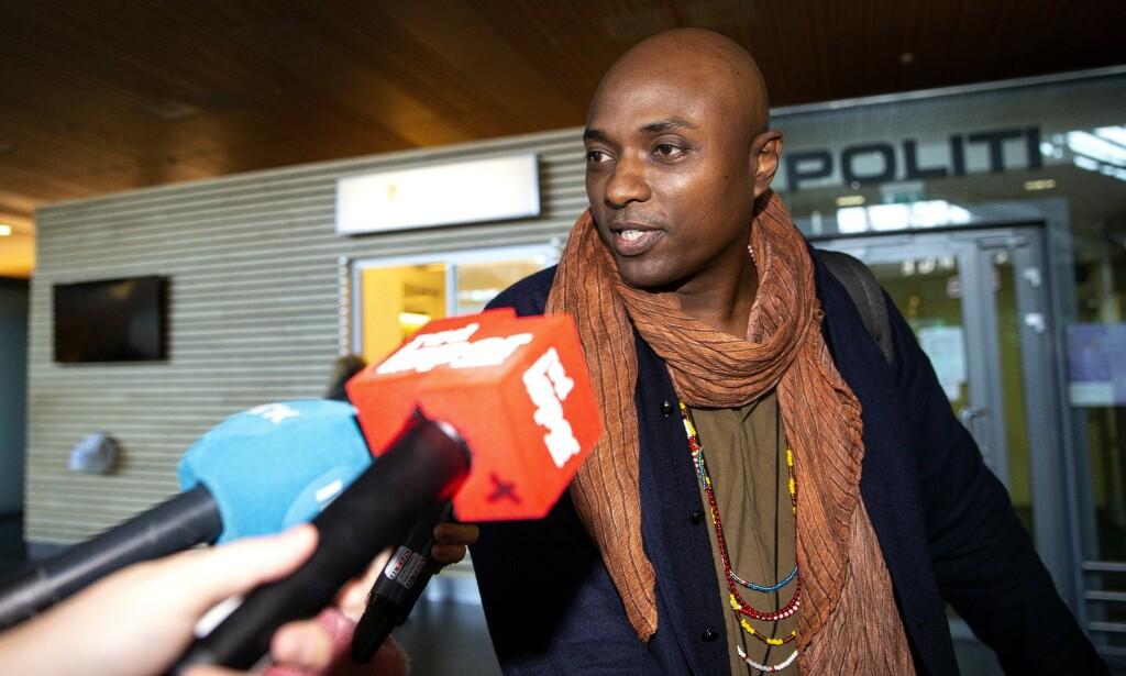 KOMMER IKKE: Durek Verrett (44) skulle til Norge neste uke, men har nå valgt å ikke dra. Foto: Andreas Fadum/Se og Hør