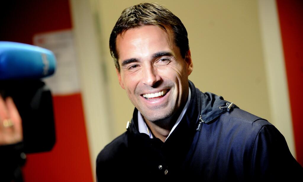 TJENER FETT: Martin Andresen tjente godt som fotballspiller. Nå er han administrerende direktør i familiebedriften Skeidar. Foto: Jon Olav Nesvold / NTB scanpix