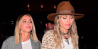 Bryter tausheten om forholdet til Miley