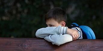 image: Noen barn i Norge går sultne til sengs