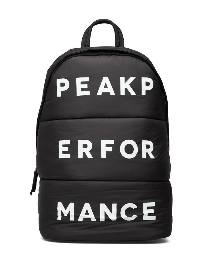 Peak Performance, kr 500