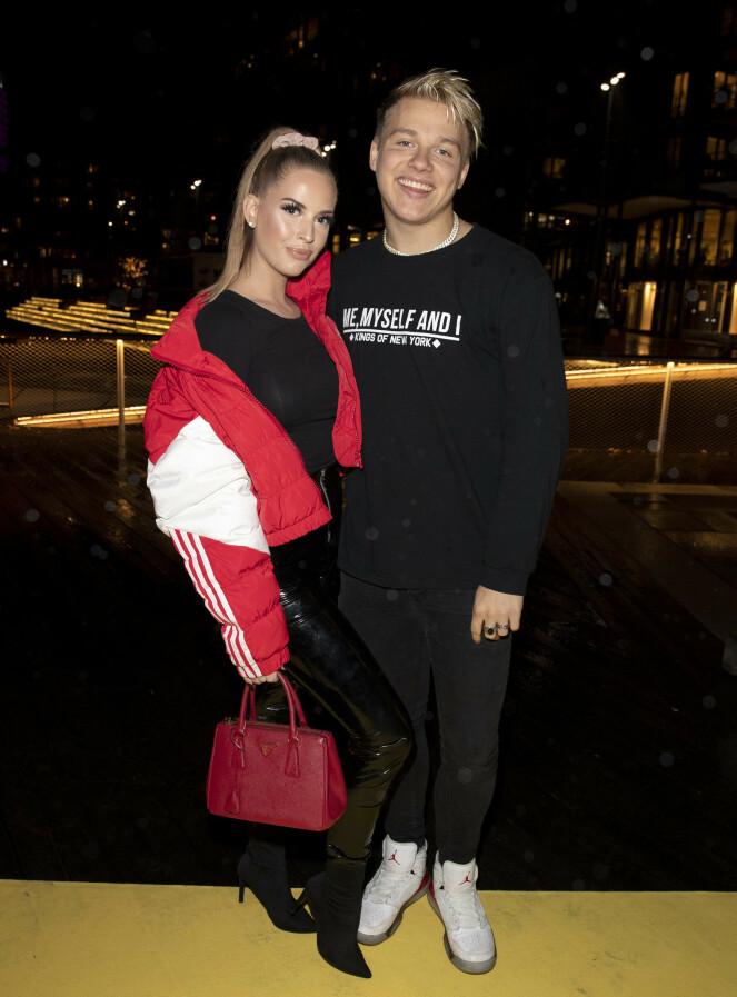 <strong>TIL EGYPT:</strong> Isabelle Eriksen og Erik Sæter avslørte for noen måneder siden at de var et par. Nå har han overrasket henne med ferie i bursdagsgave. Foto: Andreas Fadum / Se og Hør