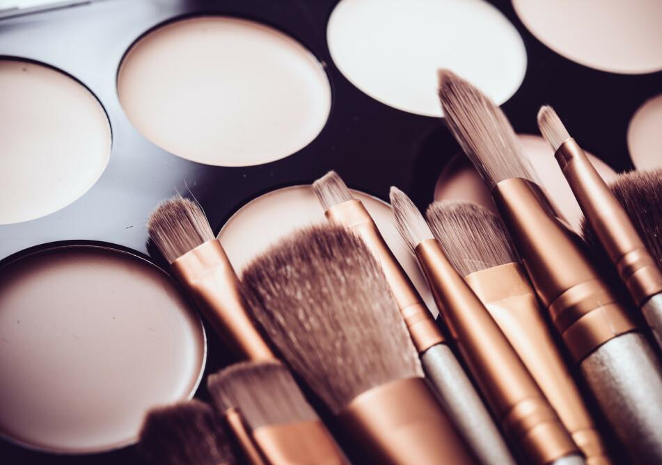 5 KJAPPE OM SMINKE: Vi har stilt MAC-makeupartist Massimo Mazzotta Møller noen spørsmål. Foto: NTB Scanpix