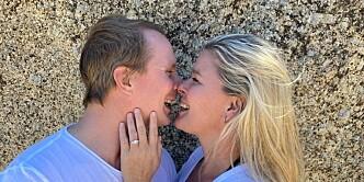 Nå skal de gifte seg