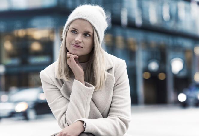 TILBAKE TIL NORMALEN: - Vi kan ikke gå rundt og hele tiden være takknemlig for livet, for det blir ganske slitsomt, rett og slett, sier Henriette Mork til KK. FOTO: Astrid Waller
