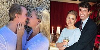 Hyller ekskona etter forlovelsen