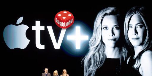 image: Derfor får ikke Apple TV+ toppkarakter
