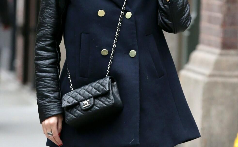 <strong>KLASSIKER:</strong> En Chanel Classic Flap Bag går aldri av moten. Foto: NTB Scanpix