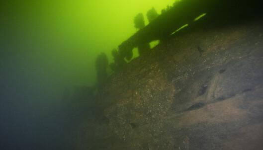 Svenske arkeologer har funnet to skipsvrak fra 1600-tallet