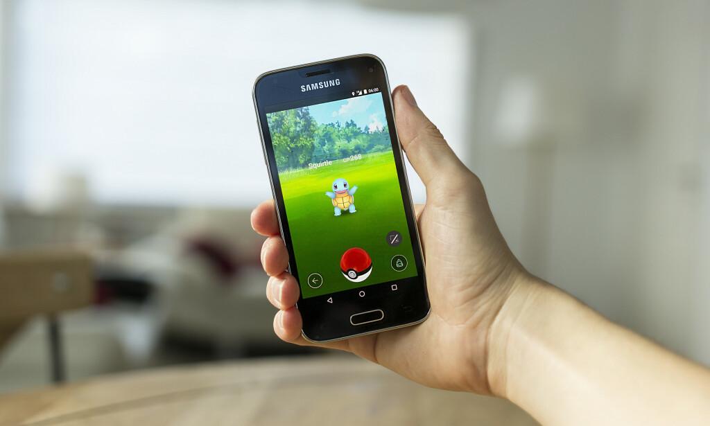 MOBILBRUK I UTLANDET: Utenfor EU og EØS gjelder det å være ekstra påpasselig med mobilbruken. Foto: NTB Scanpix