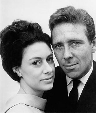 STORMFULLT: Antony Armstrong-Jones og prinsesse Margaret hadde et stormfullt ekteskap. Armstrong-Jones skal ha hatt flere forhold på si. Foto: Cecil Beaton / ZUMA Press / Splash News / NTB Scanpix