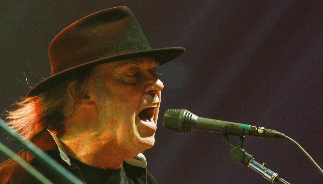 Neil Young vil bli amerikansk statsborger