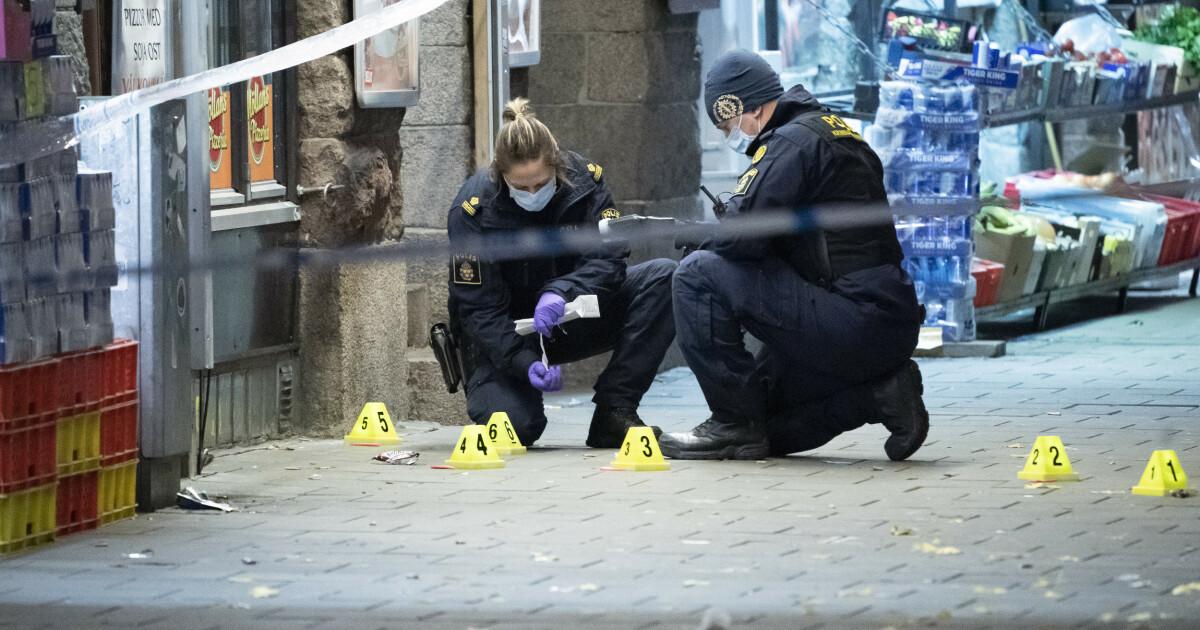 Jaffar (15) ble skutt og drept i Malmö