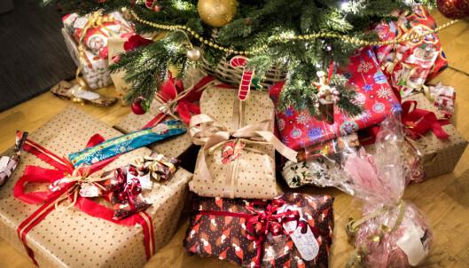 Besteforeldre opplever mest kjøpepress i julen