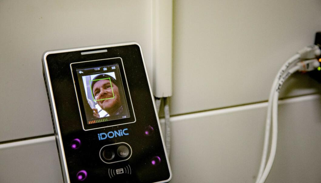 <strong>ANSIKTREGISTRERING:</strong> Arbeidstilsynet brukte bedriftens system for ansiktgjenkjenning for å dokumentere brudd på arbeidstidsbestemmelser. Foto: Nina Hansen / DAGBLADET