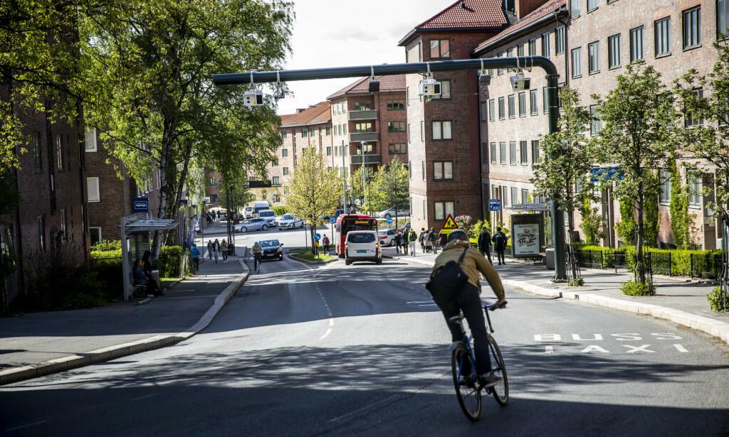 KJEMPEBOM: Bompengeselskapet Fjellinjen varsler at det går mot 400 millioner mindre i inntekter enn planlagt. Foto: Christian Roth Christensen / Dagbladet