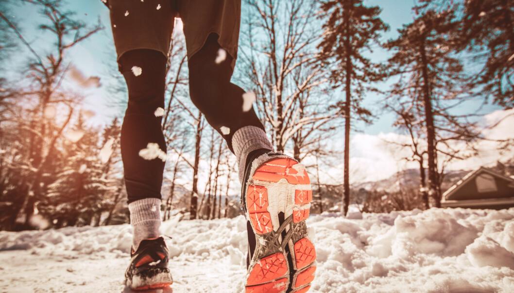 GIR HELSEFORDELER: Lys og frisk luft er viktig for mental og fysisk helse. Foto: Shutterstock NTB Scanpix