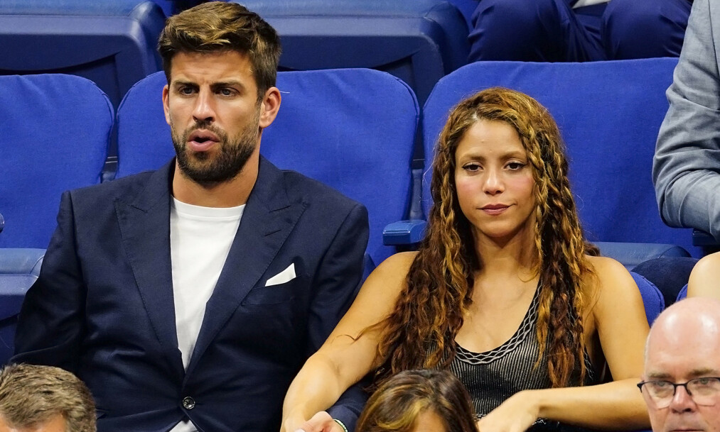 AVSLØRER SYKDOM: En blødning på stemmebåndet gjorde at Shakira ikke kunne snakke over en lengre periode, og hun fryktet for artistkarrieren. Foto: NTB Scanpix