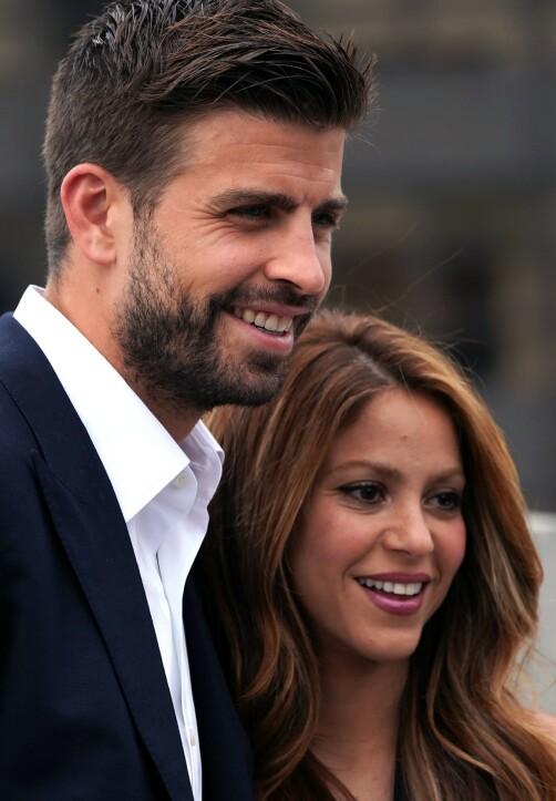 SLET: Shakiras helseutfordringer skapte gnisninger i forholdet med fotballstjernen Gerard Pique. Foto: NTB Scanpix