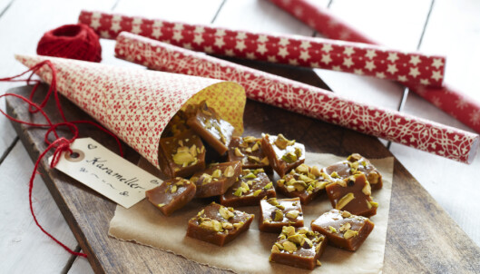 Forsker: Spiselige julegaver blir kastet