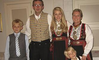 Tiden med familien er blitt det mest dyrebare Lise har. Hun har mye å leve for. Foto: Privat