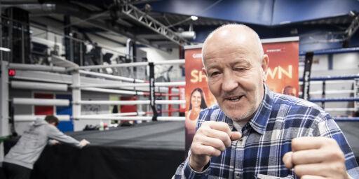image: Den eneste nordmannen som har bokset mot Muhammad Ali