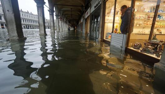 Erklærer unntakstilstand i Venezia:- Krise