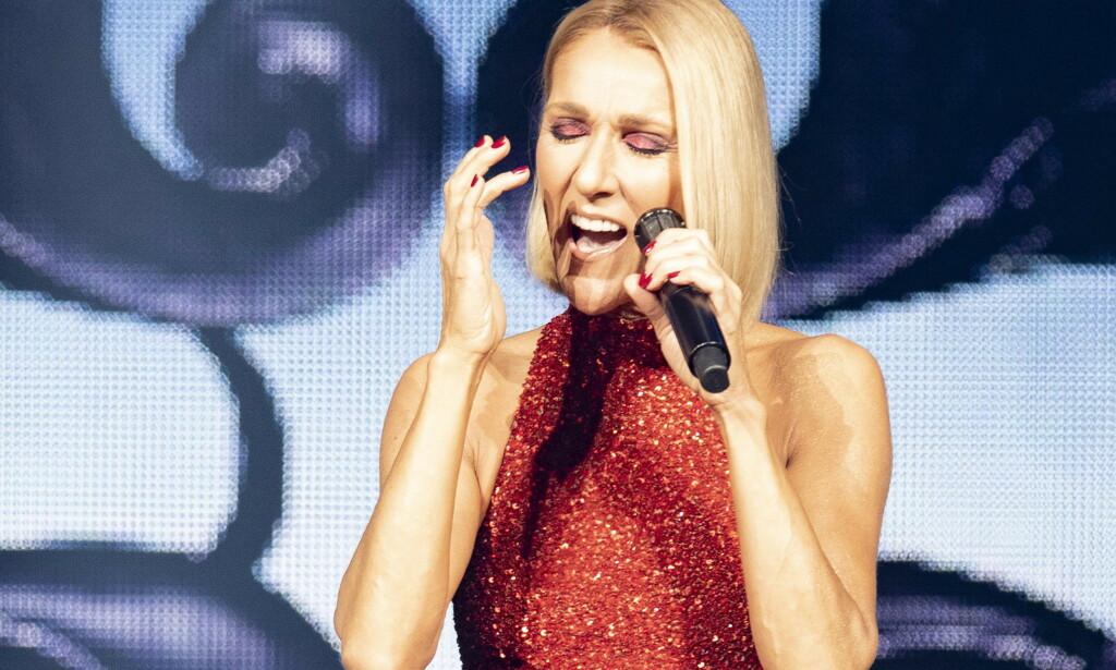 VERDENSTURNÉ: Kanadiske Céline Dion startet verdensturneen «Courage World Tour» i Quebec City 18. september. I august neste år gjør hun to konserter i Norge. Foto: Jacques Boissinot / NTB Scanpix