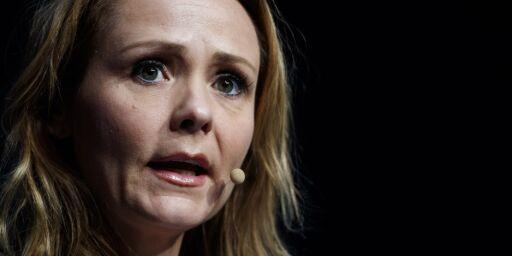 image: Pinlig for henne og Russland